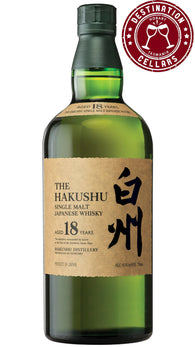 Hakushu 18YO Single Malt Whisky