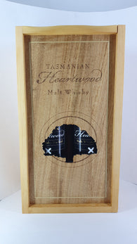 Heartwood Shade of Night & Night Thief Huon Pine Box Set