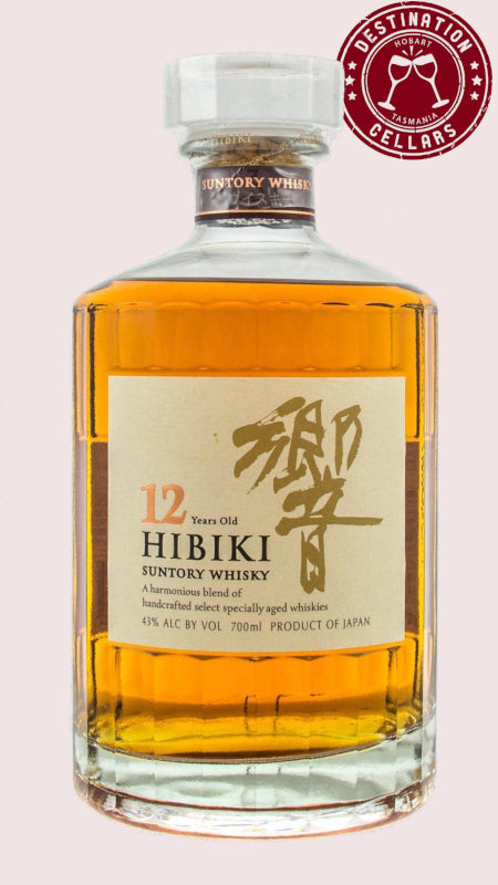 Hibiki 12 Year Old Japanese Blended Whisky
