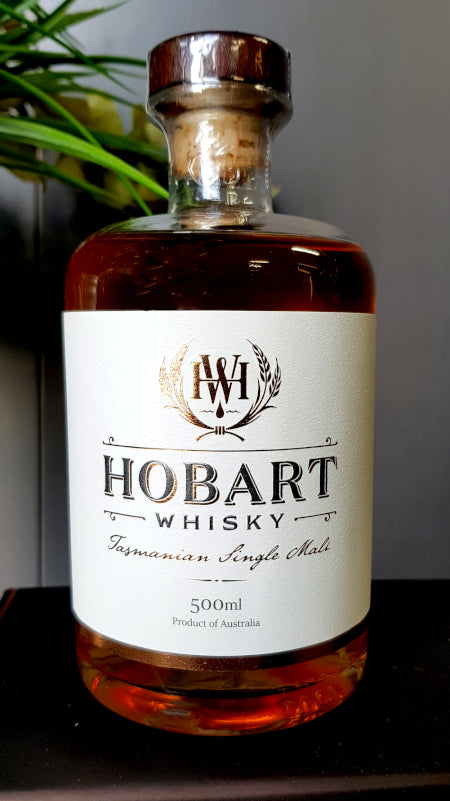 Hobart Whisky 19-004 Port finish Single Malt Whisky