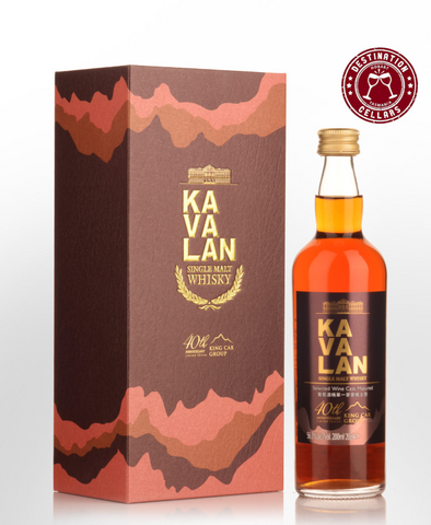 Kavalan 40th Anniversary 200ml