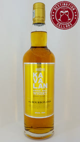 Kavalan Ex Bourbon Oak 46% Single Malt Whisky 700ml