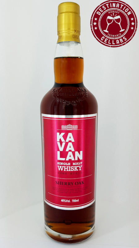 Kavalan Single Malt Ex-Sherry Cask