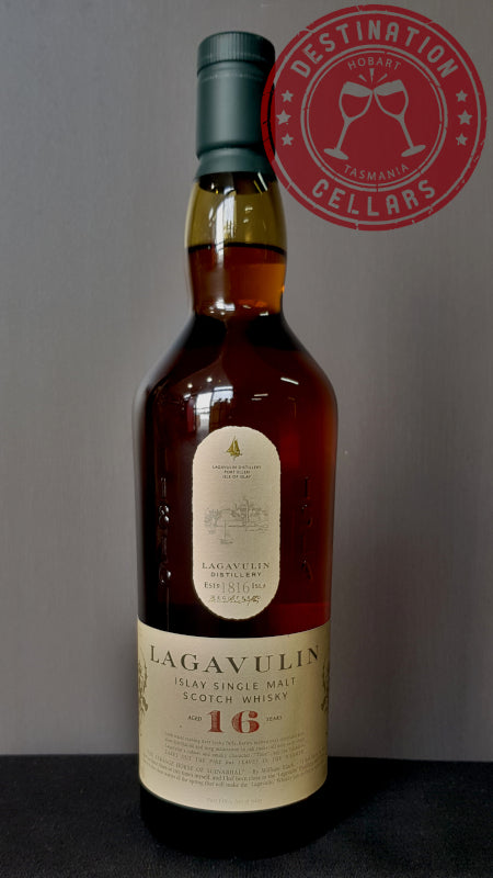 Lagavulin 16 Year-Old Single Malt Whisky