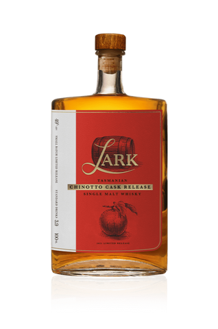 Lark Chinotto Cask Limited Release Single Malt Whisky 500ml