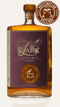 Lark Shiraz Cask Matured Limited Release Single Malt Whisky 500ml