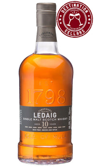 Ledaig 10YO Single Malt Whisky