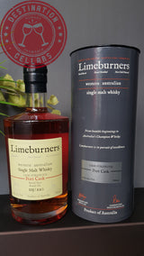 Limeburners Cask Strength Port Cask