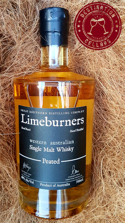 Limeburners 48% Peated Cask