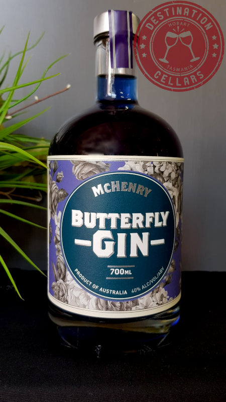 McHenry Butterfly Gin