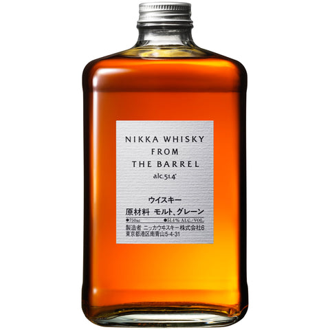Nikka Whisky From the Barrel 51.4% 500ml Destination Cellars