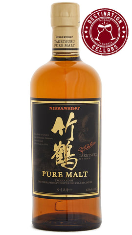 Nikka Taketsuru Pure Malt Whisky 700ml