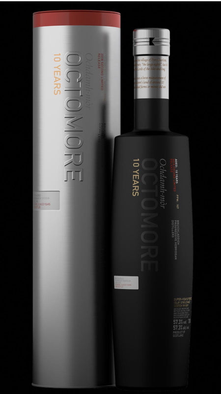 OCTOMORE 10 Years Old