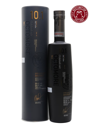 OCTOMORE 10.1 Single Malt Whisky 700ml