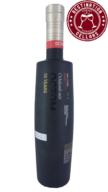 OCTOMORE 10 Years Old 2nd Edition