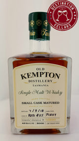 Old Kempton Pinot Cask RD21 Single Malt