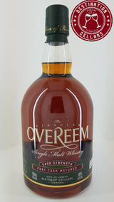 Overeem Port Cask, Cask Strength Single Malt Whisky 60%