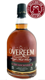 Overeem Port Cask Single Malt Whisky 43% 700ml