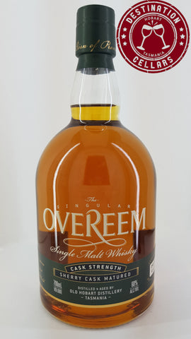 Overeem Sherry Cask Single Malt Whisky 60% 700ml