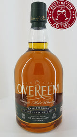 Overeem Sherry Cask Single Malt Whisky 60%