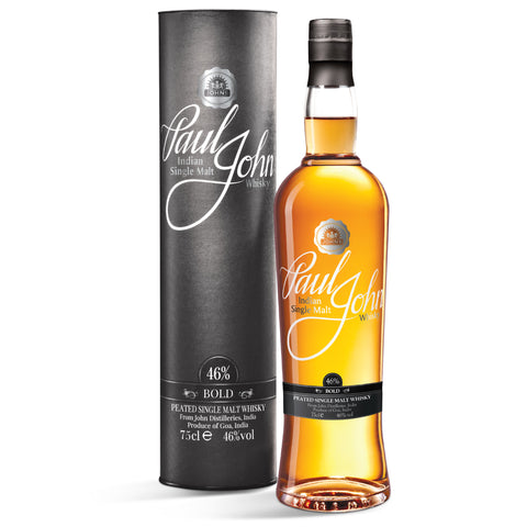 Paul John: Bold 46% Single Malt Whisky 700ml