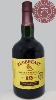 Redbreast 12YO Cask Strength Edition Irish Whiskey 700ml