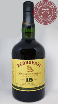 Redbreast 15YO Irish Whiskey 700ml