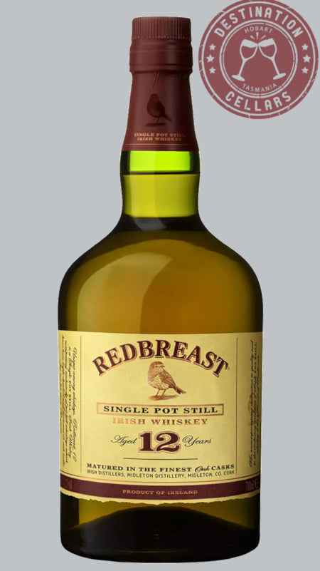 Redbreast 12YO Pure Pot Still Irish Whiskey