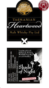 Heartwood Shade of Night Single Malt Whisky
