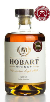 Hobart Whisky ex-Bourbon/ex-Oloroso Sherry Cask 61.3% 500ml Five Year Anniversary Whisky