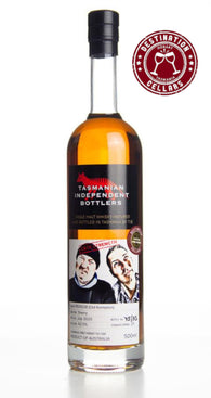 TIB RD0028 Old Kempton 62.5% Oloroso Sherry Cask 500ml Five Year Anniversary Whisky