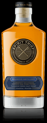 Spirit Thief Cabernet Sauvignon French Oak Cask Finish Single Malt Whisky