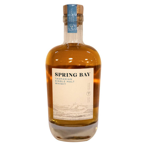 Spring Bay Cabernet Sauvignon Cask Single Malt Whisky 46% 700ml