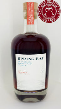 Spring Bay The Rheban 58% Port Cask Tasmanian Single Malt Whisky