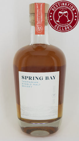 Spring Bay Tasmanian Single Malt Whisky Sherry Cask