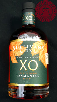 Sullivans Cove Single Cask XO Brandy