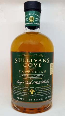 Sullivan's Cove Special Release Muscat Cask #4 TD0228 50% 700ml