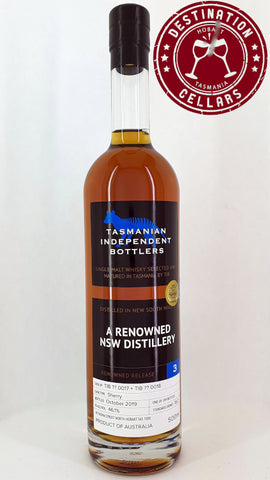 TIB A Renowned NSW Distillery Release 3