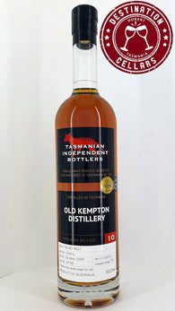 Tasmanian Independent Bottlers RD0027 Sherry Cask 500ml