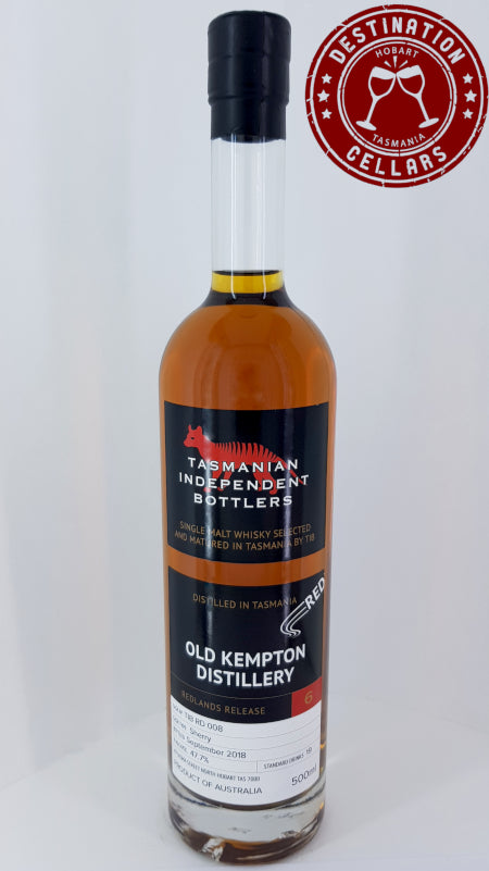 Tasmanian Independent Bottlers RD008 Sherry Cask