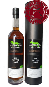 Tasmanian Independent Bottlers Vatted Malt No.2 44.38% 500ml