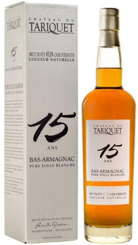 Tariquet 15 Year Old Cask Strength Bas-Armagnac