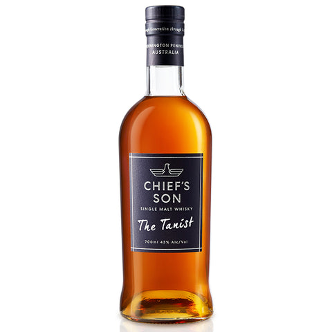 Chief's Son The Tanist Australian Single Malt Whisky 43% 700ml