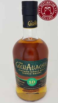 The GlenAllachie 10 Year Old Cask Strength