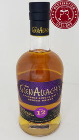 The GlenAllachie 12 Year Old Single Malt whisky