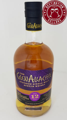 The GlenAllachie 12 Year Old Single Malt Whisky 700ml