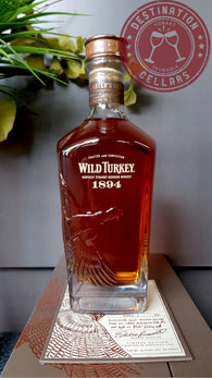 Wild Turkey Master's Keep Batch 0001