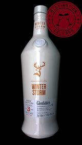 Glenfiddich 21YO Limited Edition Winter Storm Experimental Ice Wine Cask Finish 43% Single Malt Whisky