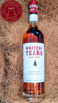 Writers' Tears Red Head Single Malt Irish Whiskey