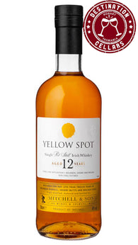 Yellow Spot 12 YO Single Pot Still Irish Whiskey